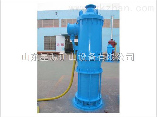 5-新式矿用排污泵潜水电泵