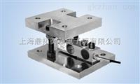 DT装在容器上的称重模块,2T合金钢称重模块调试