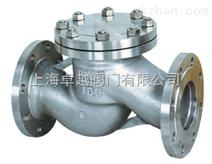 H41W不锈钢升降式止回阀-进口不锈钢升降式止回阀
