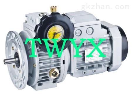 nmrw紫光减速机系列产品规格表和结构