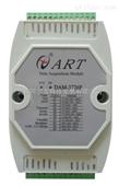 阿尔泰-6路热电阻输入模块 采用三菱LINK RS-485通讯方式,支持多种组态软件