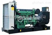 500KW沃尔沃进口柴油发电机组工作原理