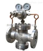 YK43W不锈钢蒸汽 气体燃气减压阀 活塞式煤气减压阀