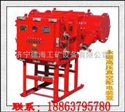 销售PJG9L矿用隔爆型永磁高压真空配电装置,PJG永磁高压真空配电开关