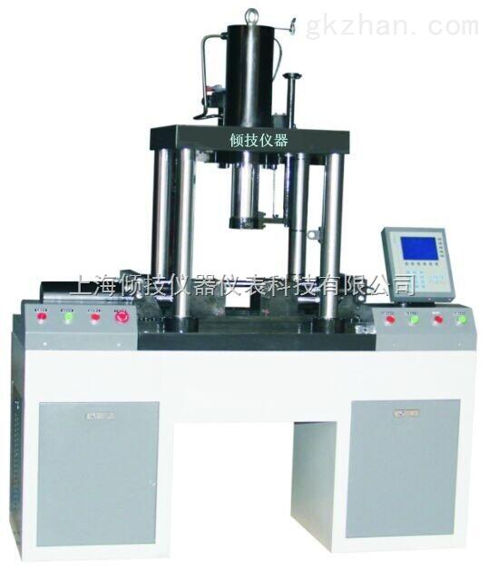 双工位钢板弯曲试验机