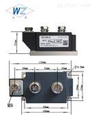 武整机电调速用晶闸管模块