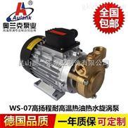 WS-07医疗灭菌器专用泵
