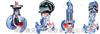 Figur 35.470 DN 150南京维兑莎优势供应ARI电动阀Fig:35.470