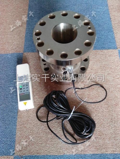 上海法兰式数显推拉力计供应商