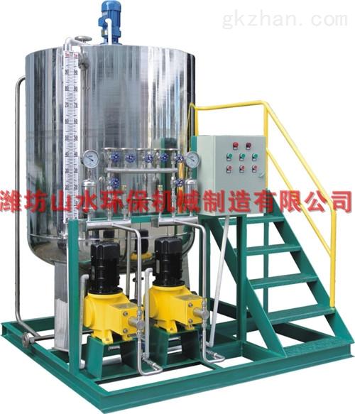 驻马店电厂加药装置计量泵种类
