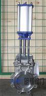 PZ673X型PZ673X型氣動漿液閥