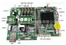 深圳聚芸6COM2CAN看门狗飞思卡尔工业数据采集机房监测监控主板