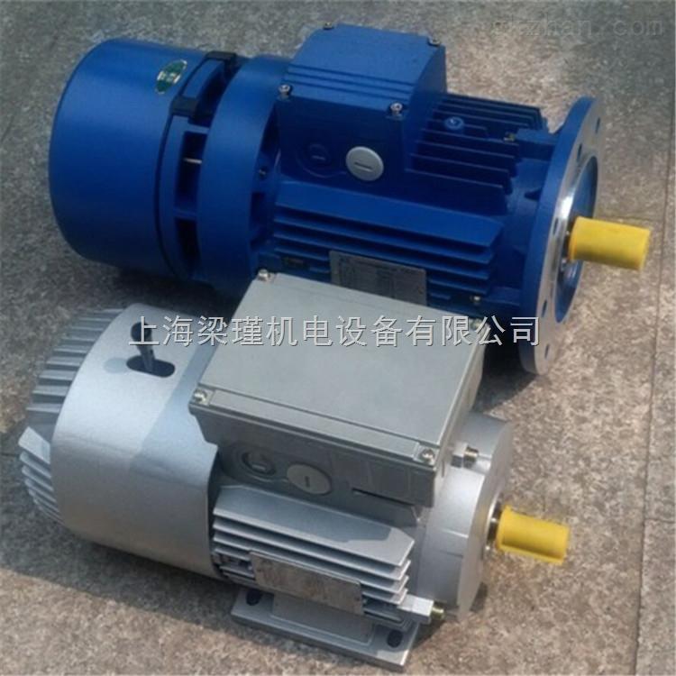 BMA8012制动电机-zik清华紫光刹车马达报价
