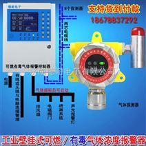 固定式有害泄漏报警器,可燃气体报警装置可以联动风机或关闭电磁阀门吗