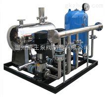 ISO认证无负压供水设备多功能实时变频控制不锈钢供水离心泵组