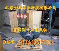 1.5KW中国台湾透浦式中压鼓风机
