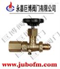 JJM8压力表式针型阀