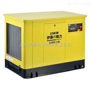 上海伊藤YT30REP燃气发电机组