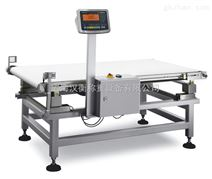 分选海鲜用在线检重秤 重量检测机皮带秤