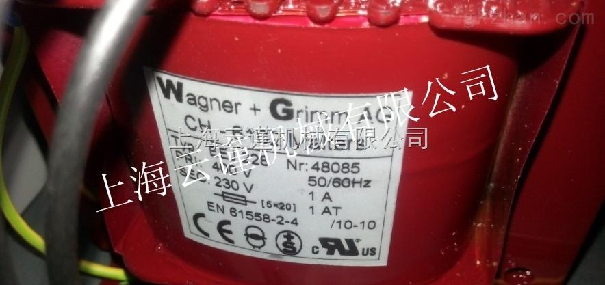 进口瑞士变压器wagner+grimm transformer上海代理