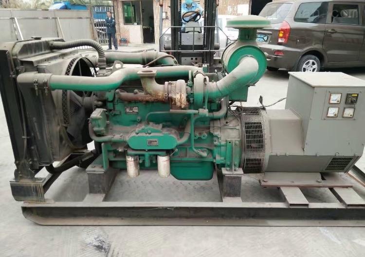 东山镇区370kw发电机维修出租