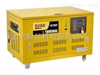 HS12REG12kw静音汽油发电机组\发电机参数