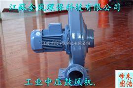 CX-100管道式1.5kw中压鼓风机