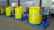 成都一体化全自动加药装置隔膜式计量泵