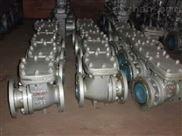 PH44Y-温州供应PH44Y法兰排渣止回阀