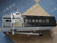手动卧式测试仪1000N/卧式手动拉力测试平台