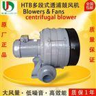 10HP多段式HTB125-1005鼓风机-全风透浦式风机现货