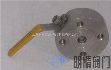 q71f q71f对夹式超短型球阀 意大利式超短型球阀 对夹球阀图片