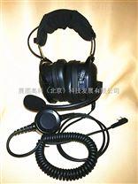 亿声YS-DJ-03H重型头戴式对讲机耳机