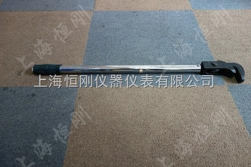 3000N.m扭紧圆形连接器管钳头预制力矩扳手