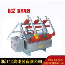 10KV高压真空断路器柱上分界开关浙江宝高ZW6-10型