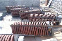 直供洗煤螺旋溜槽 煤矿重选设备 旋转溜槽