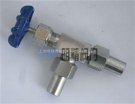 J24W角式高压针型阀