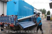 江西鹰潭地埋式污水处理设备产品特点