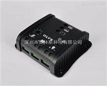 厂家直销奥林斯科技,12V/24V通用太阳能控制器