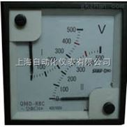 Q96D-RBC双路双指示交流电流表