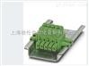 上海桂伦菲尼克斯ME 6,2 TBUS-2 1,5/5-ST-3,81 GN导轨总线连接器特价现货