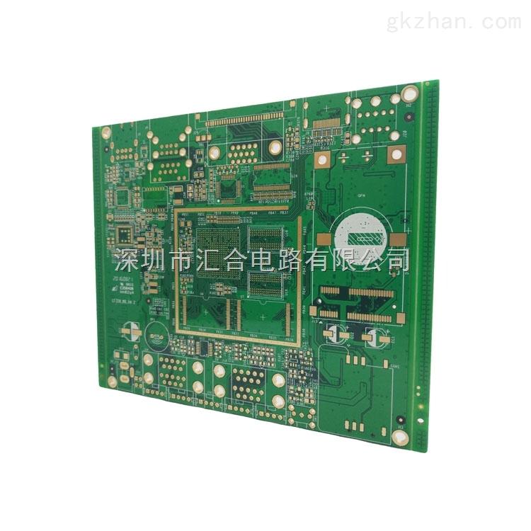 6层沉金电路板 层数:6 表面处理:沉金 材料:FR4 外层线宽/线距:5/4mil 内层线宽/线距:4/4mil 板厚:2.0mm 最小孔径:0.25mm PCB打样哪家好,知名PCB打样厂商深圳汇合电路 汇合电路作为优秀的PCB厂商,专注于PCB打样和小批量制造业务.交货 准:双面板18H,四层板48H,六层板72H.