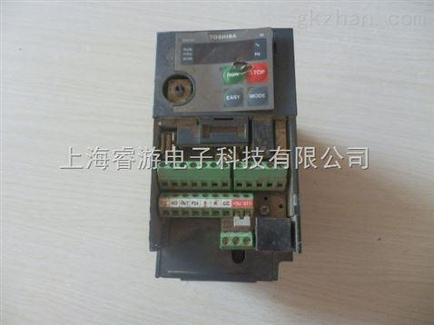 东芝变频器vf-a5p系列故障维修