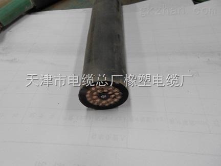 行车橡胶电缆YC-J-5*2.5价格YC-J龙门吊专用电缆