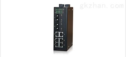 导轨式网管型工业以太网交换机MS8M系列