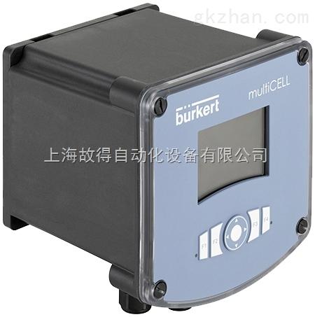 宝德8619控制器:burkert