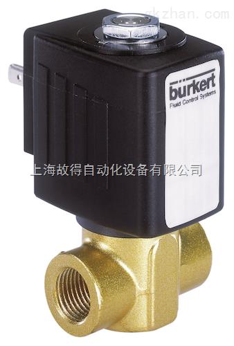 burkert 6240 Solenoid valve