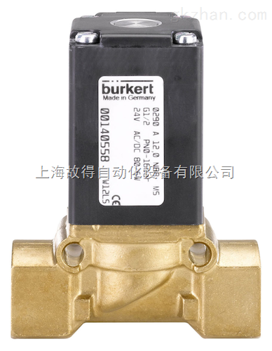 burkert0290电磁阀