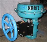 ZHA(B)气动薄膜执行器