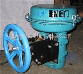ZHA(B)ZHA(B)气动薄膜执行器